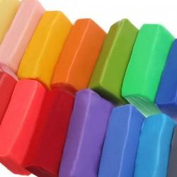 24 színű pille gyurma készlet