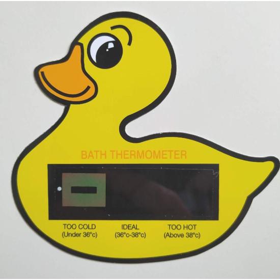 Hőmérő kacsa - fürdővízhez