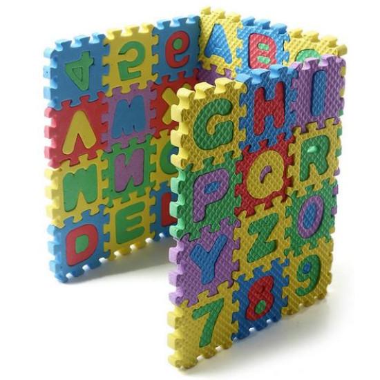 Puzzle polifoam gyerekeknek