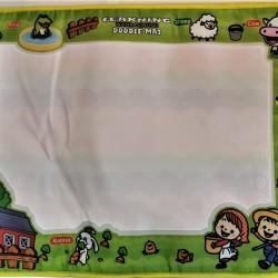 Vizes rajztábla gyerekeknek - háziállatos