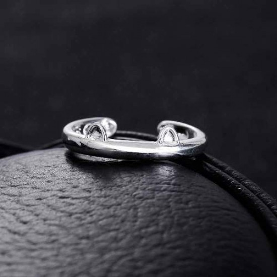 Cicás gyűrű - állítható méretű