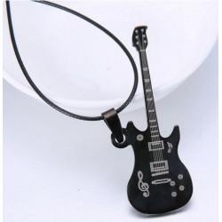 Gitár medál - nyaklánc