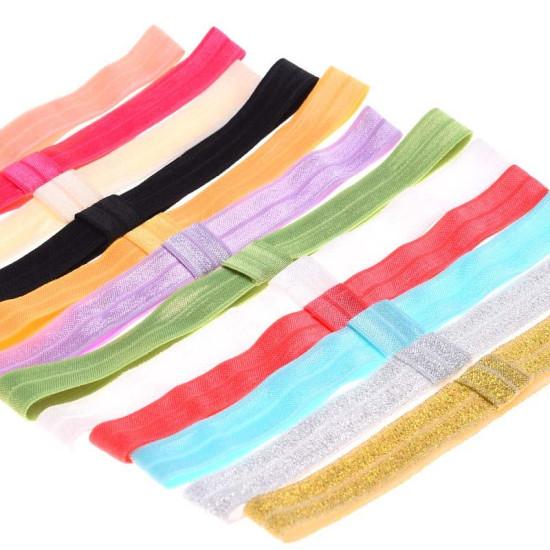 20 db puha hajpánt különböző színekben