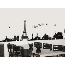 Párizs falmatrica