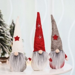 Karácsonyi álló manó - Mikulás