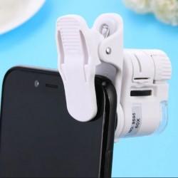 Mikroszkóp lencse telefonra