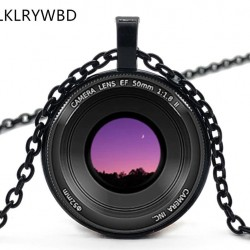 Objektív lencse fotós nyaklánc
