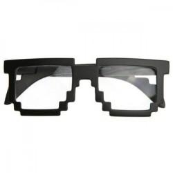 Pixel vastag keretes szemüveg
