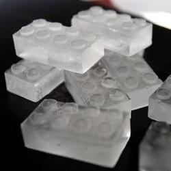 Lego jégkocka készítő forma