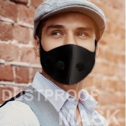 PM 2.5 szűrős szelepes maszk