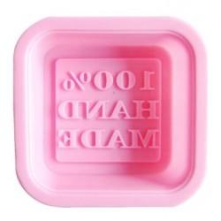 Szilikon szappan forma