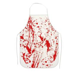 Véres hentes kötény