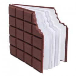 Csokoládé jegyzettömb