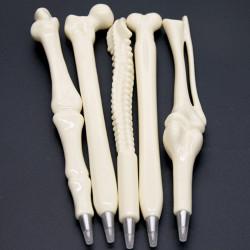 Csont golyóstoll készlet 5 db