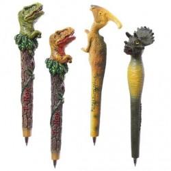 Dínós toll - kézzel festett