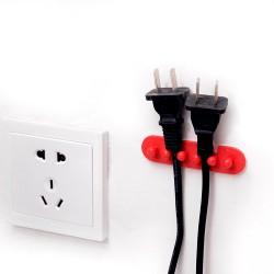 Öntapadós kábel rendszerező készlet
