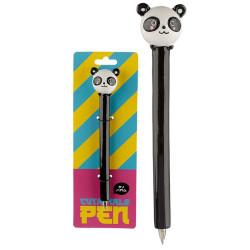 Pandás toll fekete színben