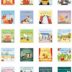 Angol nyelvű 20 mesekönyves csomag - Phonics Readers Set 2