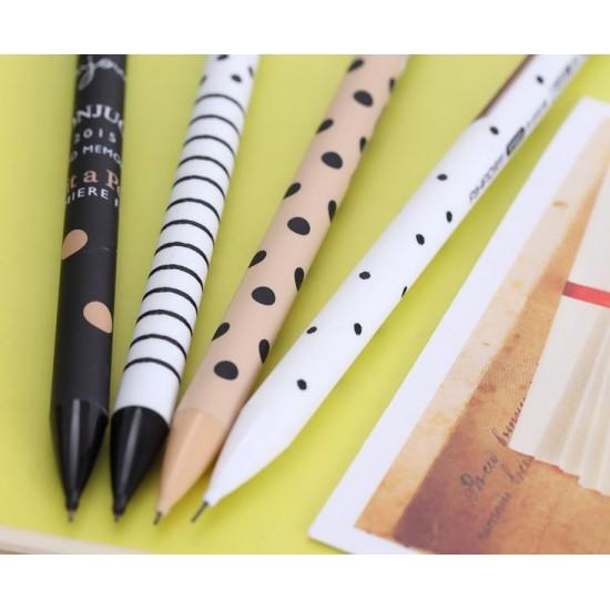 Mintás mechanikus tölthető ceruza csomag