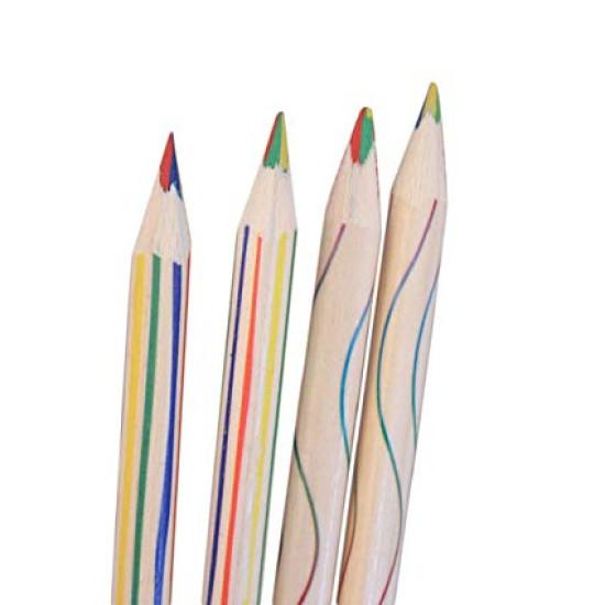 Szivárványos 4 színű varázsceruza