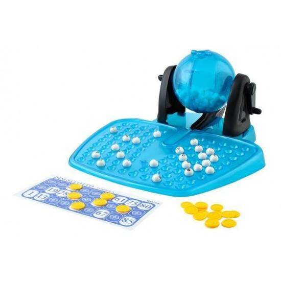 Bingó szerencsejáték sorsológéppel