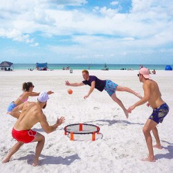 Spike ball - ugró labda játék