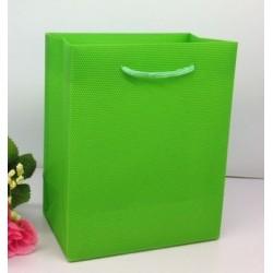 Zöld csomagoló tasak - kicsi