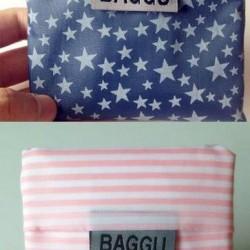 BAGGU bevásárló táska