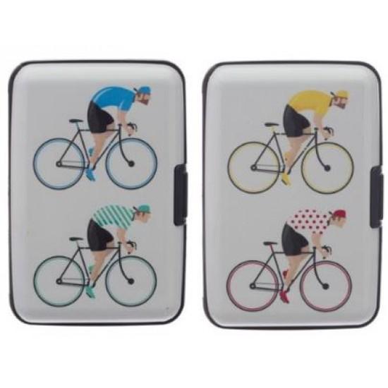 Vízálló biciklis kártyatartó