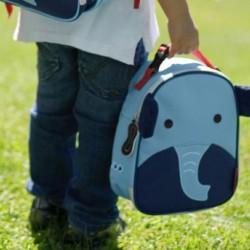 Elefántos gyerek táska, hátizsák