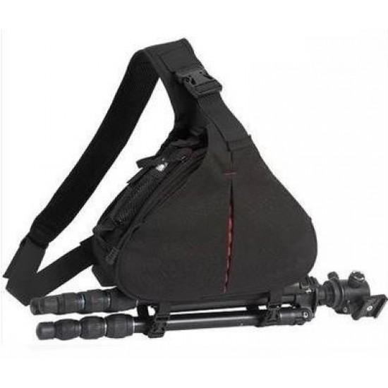 Profi fotós táska - keresztvállas