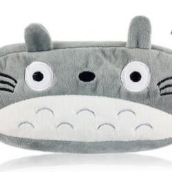 Plüss cicás / Totoro tolltartó - tárca