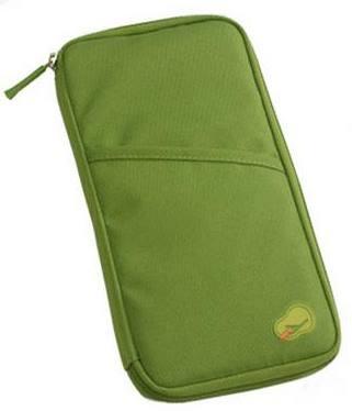 Utazó tárca, táska, útlevél, pénz, telefon elhelyezésére