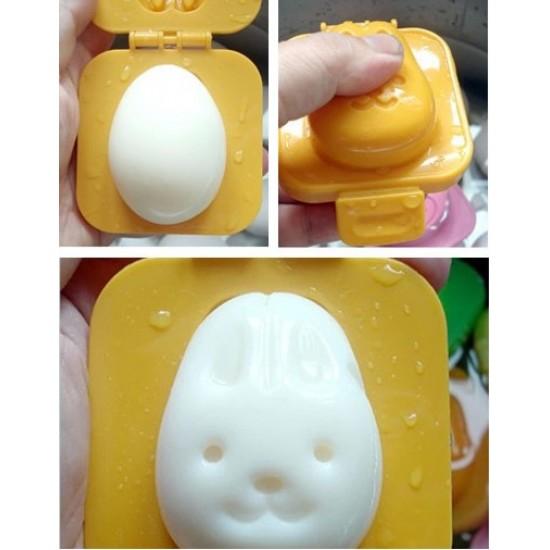 Főtt tojás vagy rizs formázó