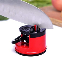 Tapadókorongos kés élező