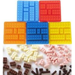 Lego kocka szilikon forma