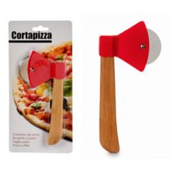 Pizza vágó balta - szeletelő roller