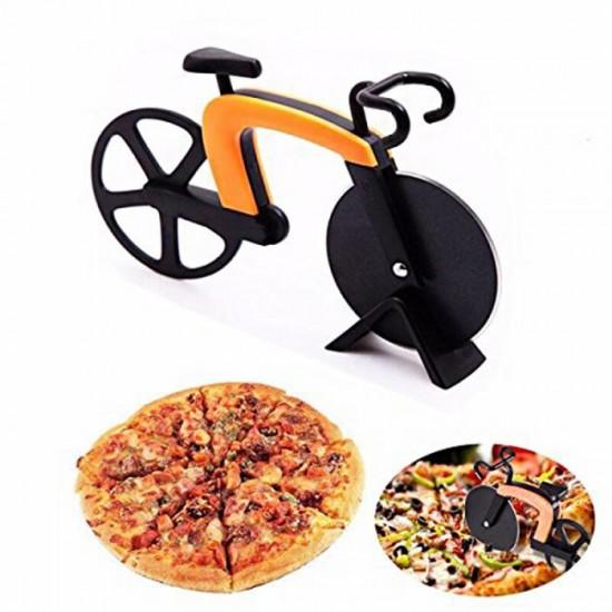 Pizza vágó - szeletelő bicikli