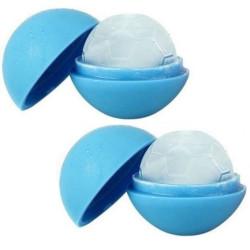 Focilabda jégkocka készítő forma - 2 db