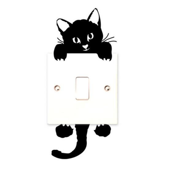 Macska a kapcsolón matrica