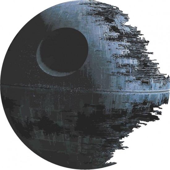 Halálcsillag falmatrica - Star Wars