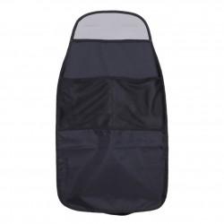 Autó ülés hátoldal védő zsebekkel