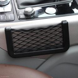Autós hálós zseb - öntapadó