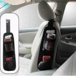 Autó ülés oldalzseb - tároló