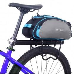 Csomagtartóra tehető kerékpár táska