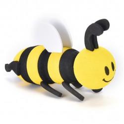 Méhecske autó antenna dísz
