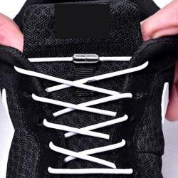 Elasztikus cipőfűző mágneses zárral
