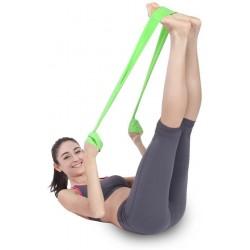 Fitnesz erősítő gumi szalag Pilateshez