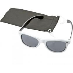 Retró fehér keretes napszemüveg